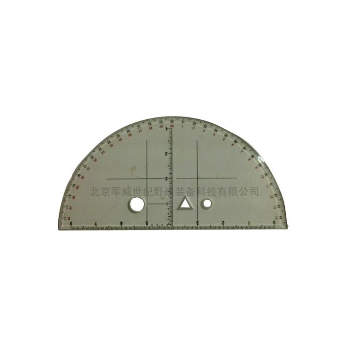半圆尺 半圆尺30度 半圆尺5度有多大
